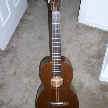 1930 Martin 2-17  my pride & joy - Guitars