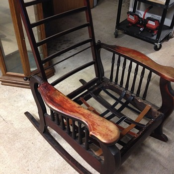 Estate rocker - Furniture