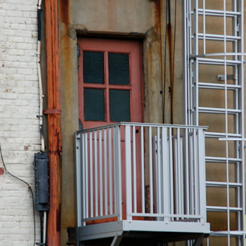 Fire Escapes….