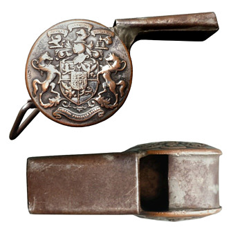 Livery  Buttton Whistle - Musical Instruments