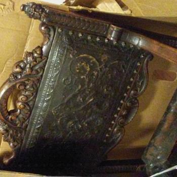 Dutch? Need help identifing  - Furniture