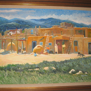 Painting Southwest? New Mexico