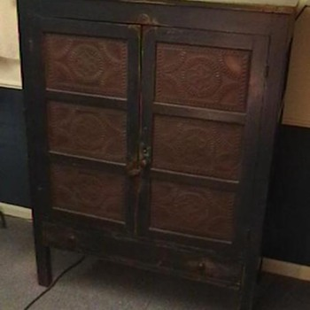 Late 1800's Pie Safe - Furniture