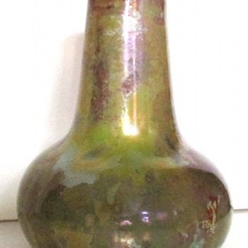 KNICEK/BOUDNIK VASE - Art Glass