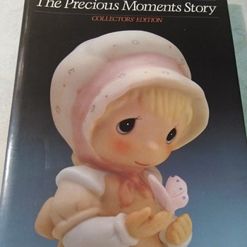 PRECIOUS MOMENTS FIRST EDITION