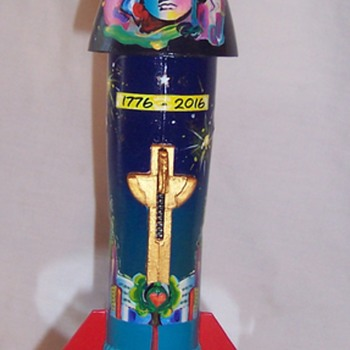 Peter Max Rocket Bank