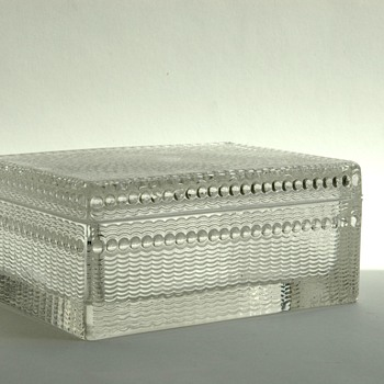 Rene Lalique Laurens Box - cigarette box
