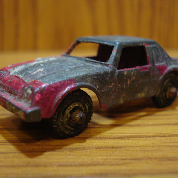 Tootsie Toy Car - Chevrolet Monza 