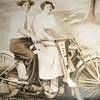 Photograph of Excelsior motorcycle