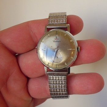 Waltham Swiss made wristwatch of unknown vintage - Wristwatches