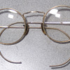 12KG.F. eyeglasses really beautiful work on the frame glass is + 1.75 