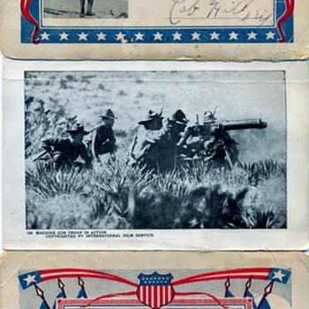 Wartime Postcard - Postcards