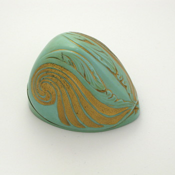 nautilus shell ring box