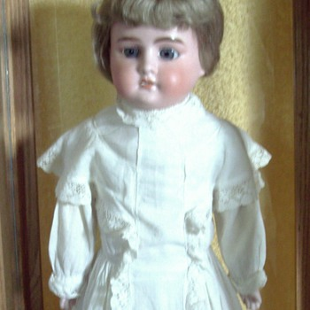 my favorite antique doll