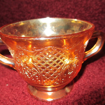 Marigold sugar bowl?