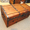 Civil war era trunk