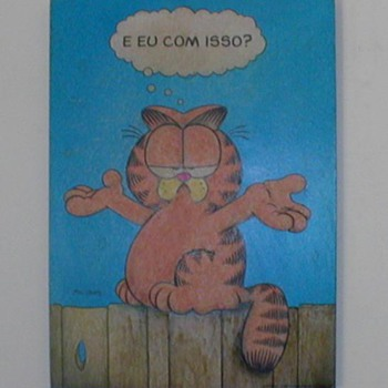 Garfield Picture - Brazil - Posters and Prints