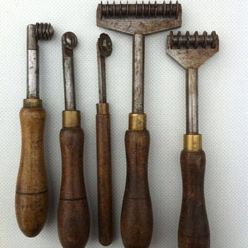 Unidentified tools