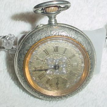 My Great-Great Grandfather's Pocket Watch