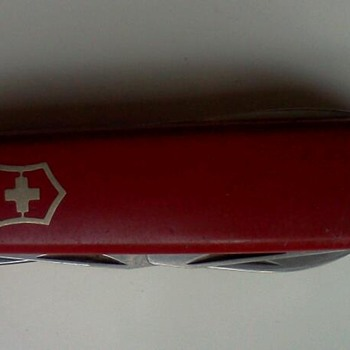 "Great 1980's Victorinox ""Salesman"" - Tools and Hardware"