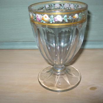 Pls help identify this vintage goblet