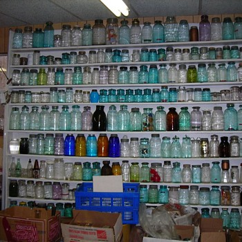 Phil Robinson Museum - Bottles