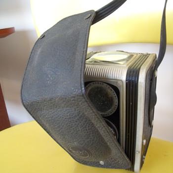 Vintage Kodak Eastman Duaflex Camera