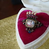 Antique Cherub Ring