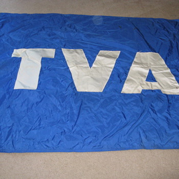 Old TVA Flag