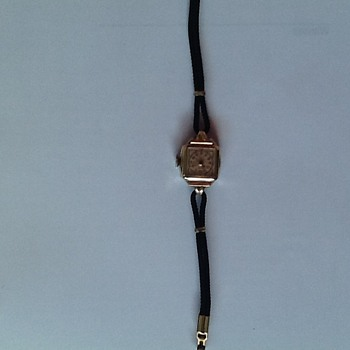 Vintage Cort Watch  - Wristwatches