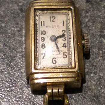 Old Rolex Watch - Wristwatches
