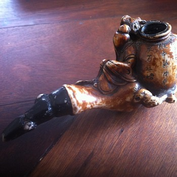 Antique Smoking pipe