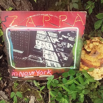 'When Your feeling a little 'Zappy'...Go To Zappa....' - Records