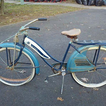 1950's JC Higgins bicycle - Outdoor Sports