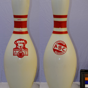 Magna-Pin Atomic Bowling Pin - Sporting Goods