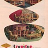 1950 Rattan Furniture Advertisements