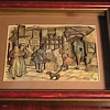 Anton Pieck 3D Vintage Print