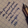 Probably My Most Valuable Flexible Nib To Date - Sheaffer Snorkel