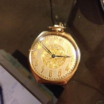 Curious.............Just came across this............... - Pocket Watches