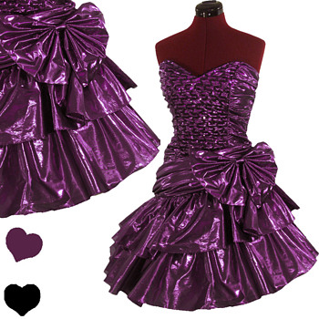 80s Prom Dresses  - Womens Clothing