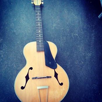 archtop guitar  - Guitars