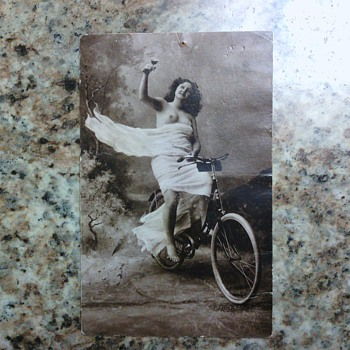 The Columbia Bicycle Catalog c1897 - Postcards