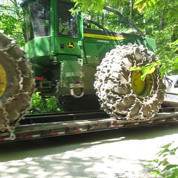 john deere green.... - Tractors