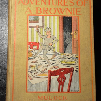 The Adventures of a Brownie by Dinah Maria Mulock - Books