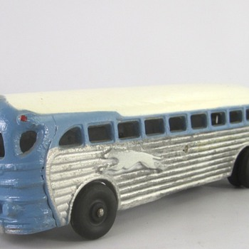 Freeport Greyhound Bus