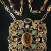 Arts & Crafts pendant - probably by Amy Saindheim