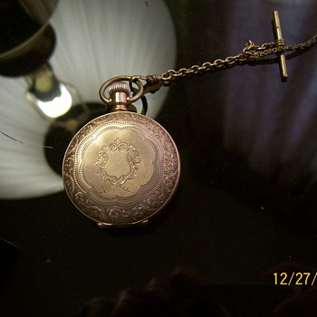 NEED INFO. ON POCKET WATCH