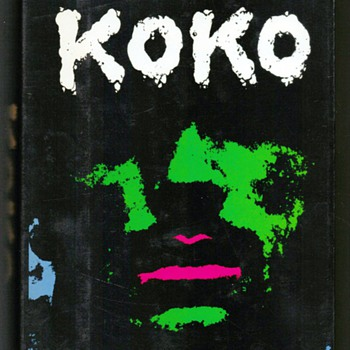 "1988 - ""KOKO"" by Peter Straub - Books"