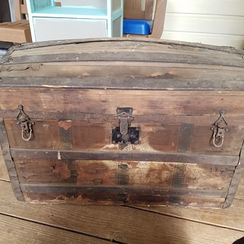 Please tell me about this trunk!?!