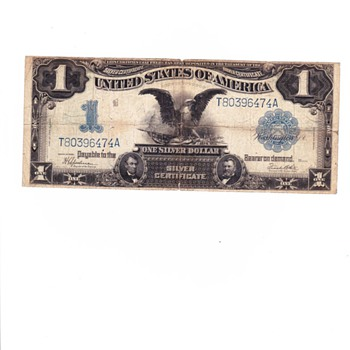 Valuation help again - US Paper Money